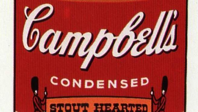 La serie de lienzos dedicados a las latas de sopa Campbell´s convirtieron a Andy Warhol en un referente y ayudaron a expandir el pop-art.