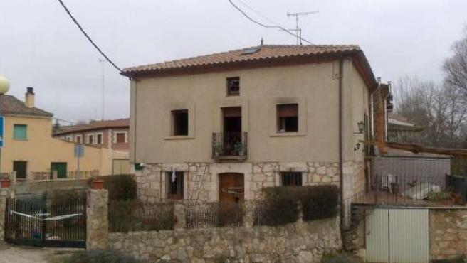 Casa rural de Tordómar, en Burgos