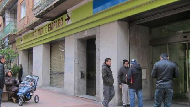 Servicio Riojano Empleo Paro Inem Desempleo Parados Oficina