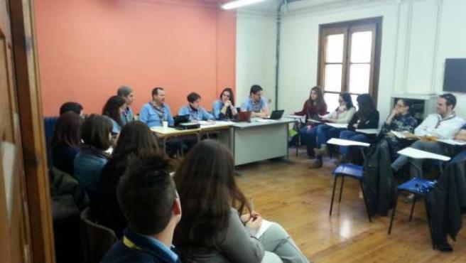 Asamblea Scouts de La Rioja