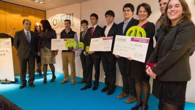 Premios 'Startinnova 2013'