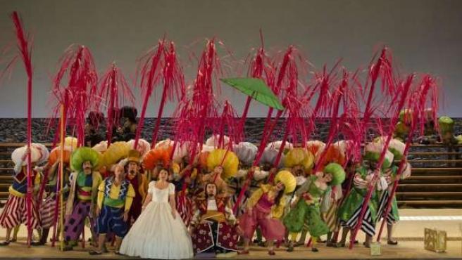 La ópera regresa al Palau de les Arts