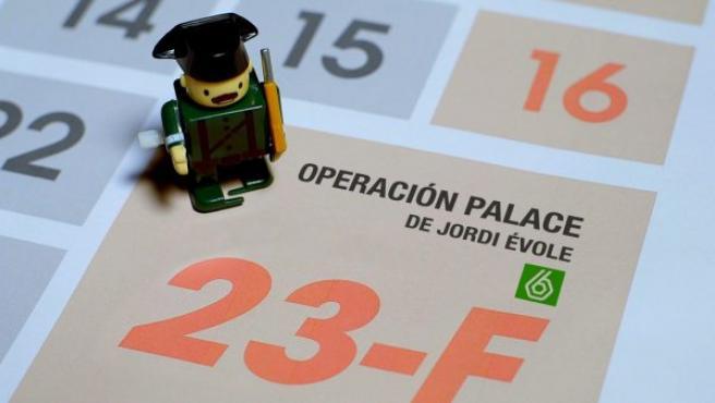 Imagen del programa 'Operación Palace'.