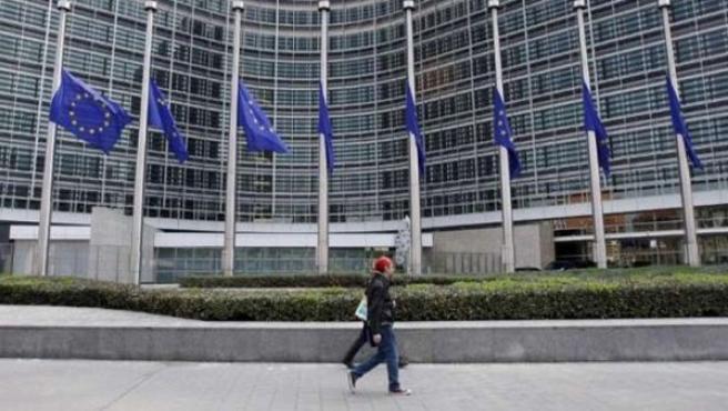 Sede de la comisión Comisión Europea.