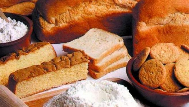 El gluten se encuentra en la harina de los cereales (cebada, avena, trigo o centeno).