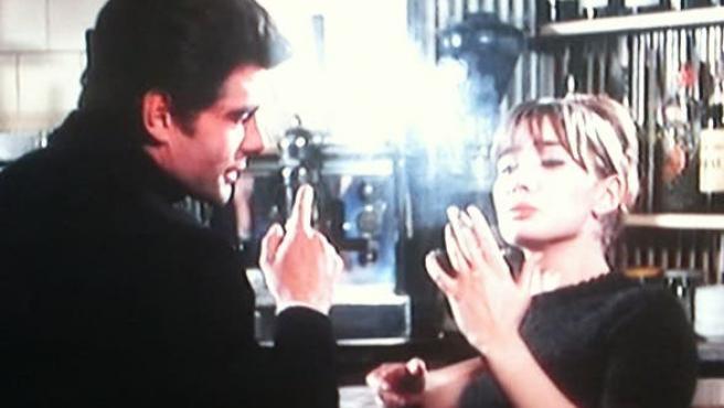 La quiniela de Juan Luis Galiardo y Sonia Bruno