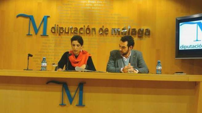 Antonia Morillas y Miguel Díaz