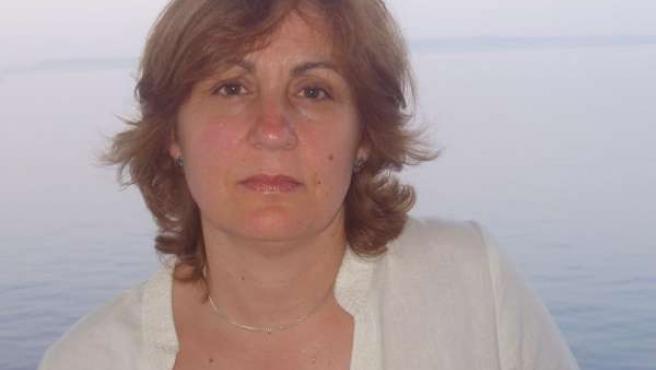 La poeta Maria Purificación Gil
