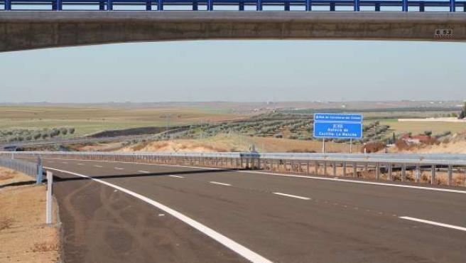 Carreteras, principales carreteras, A-40