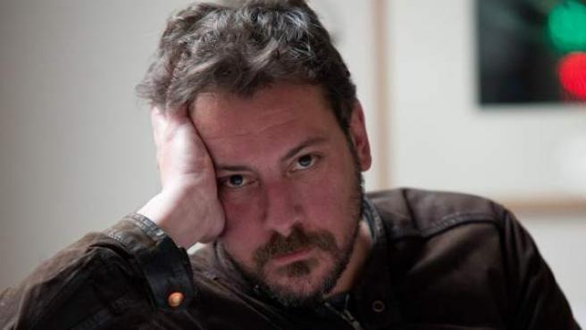 El escritor Ray Loriga