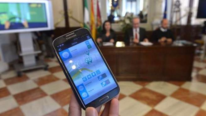 Nueva app de Smassa Málaga para pagar los aparcamientos y la zona azul