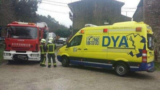 Operativo de rescate