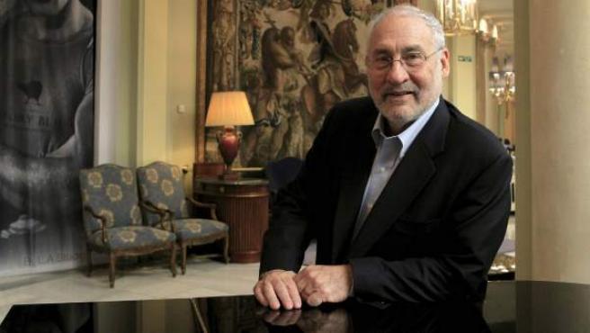 El premio Nobel de Economía de 2001 Joseph E. Stiglitz.
