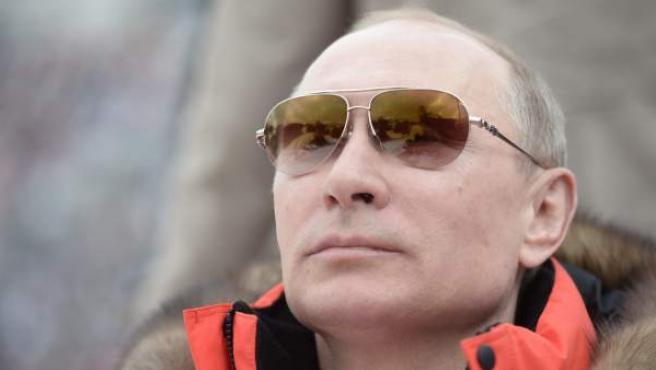El presidente ruso, Vladimir Putin, en una foto tomada este 9 de marzo en Sochi.