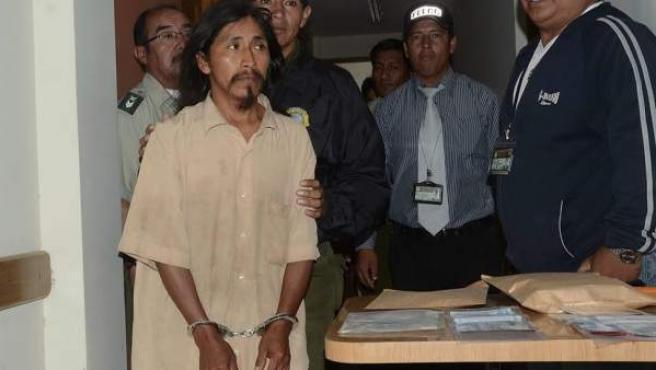 El presunto secuestrador de una niña magrebí de 10 años que vivía en L'Hospitalet, detenido en Bolivia.