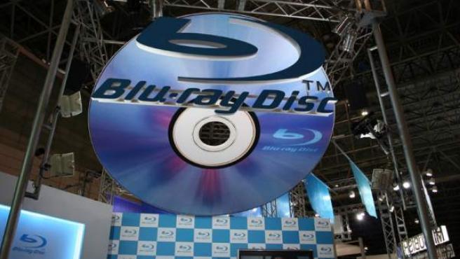 Logotipo de Blu-ray.