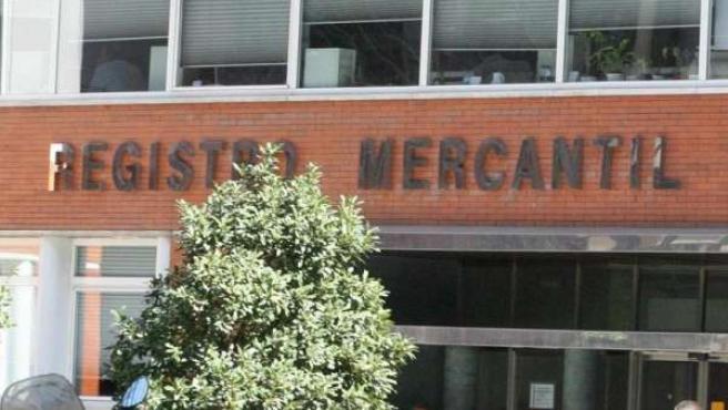 Registro Mercantil de Madrid
