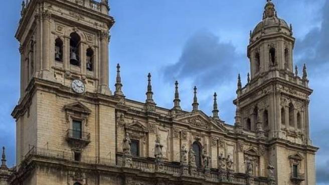Imagen promocional de la Catedral de Jaén que podrá verse en mupis.