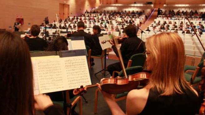 La Real Orquesta Sinfónica de Sevilla en el Riberas del Guadaíra