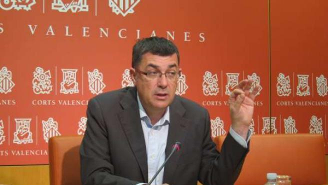 Enric Morera en imagen de archivo