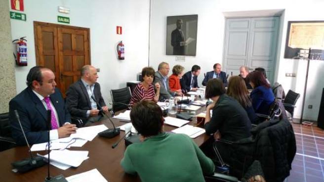 Comisión De Cultura De Las Ciudades Patrimonio De La Humanidad