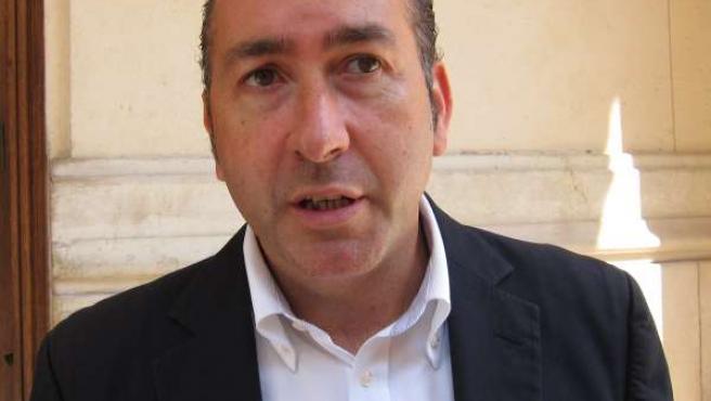 Alejandro Soler, Portavoz Del Grupo Socialista En La Diputación De Alicante