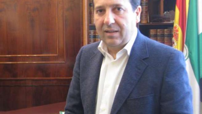 Jose Luis Ruiz Espejo, delegado del Gobierno