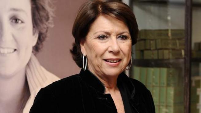 La exministra y exconsejera andaluza Magdalena Álvarez, en una imagen de archivo.