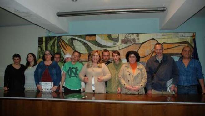 Estreno de la muestra de Cortometrajes 'María José Cruz Fernández' en Jaén