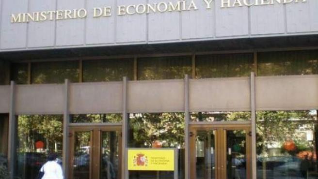 Sede del hasta ahora Ministerio de Economía y Hacienda.