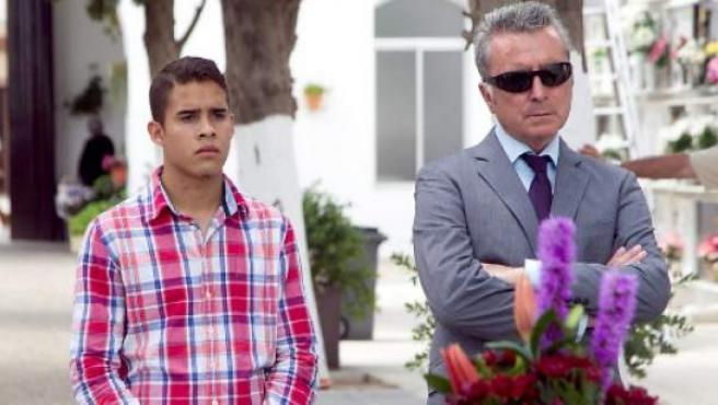 El hijo de Ortega Cano, José Fernando