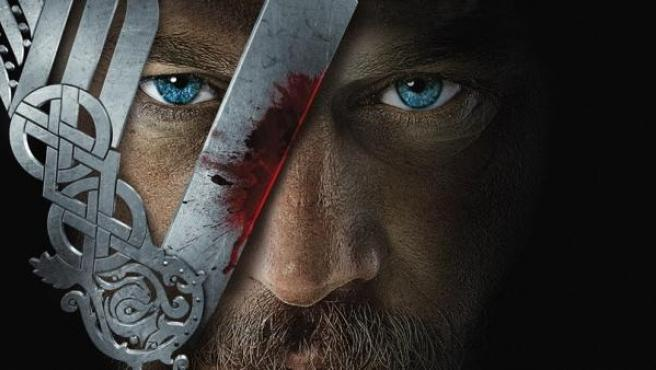 Imagen promocional de la serie 'Vikingos'.