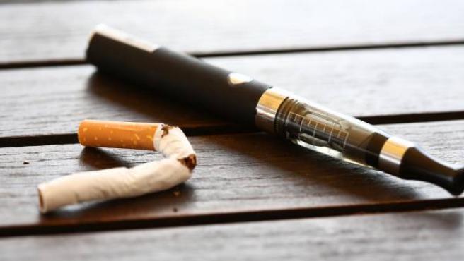 Cigarros electrónicos para dejar el tabaco.
