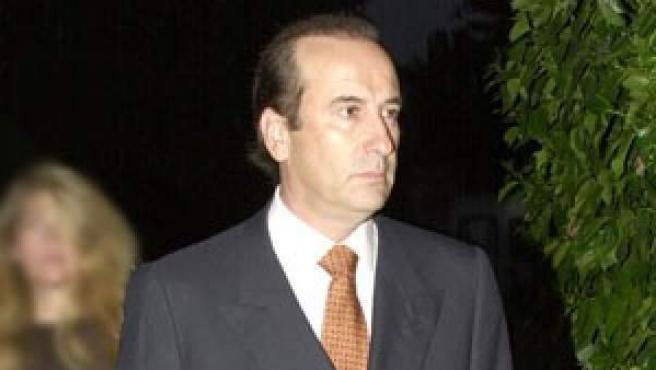 Francisco Franco Martínez-Bordiú, nieto del dictador Francisco Franco.