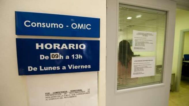Oficina del consumidor de Cartagena