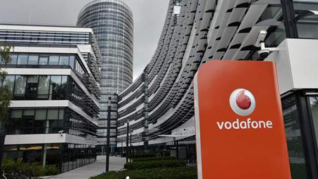Sede de Vodafone en la ciudad alemana de Dusseldorf.