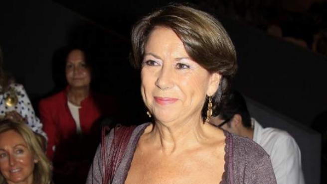 La exministra de Fomento Magdalena Álvarez, en una imagen de archivo.
