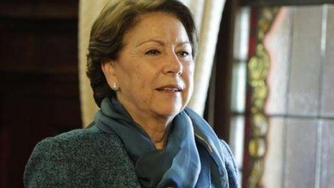 Magdalena Álvarez, vicepresidenta del BEI