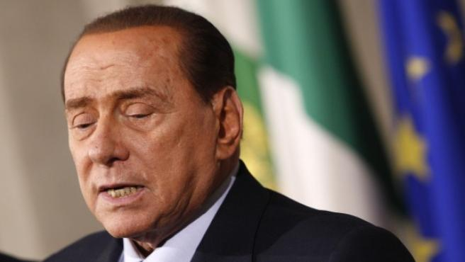 Silvio Berlusconi, en una imagen de archivo.