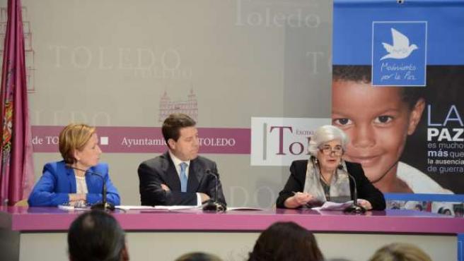 Ayuntamiento Toledo Movimiento por la Paz
