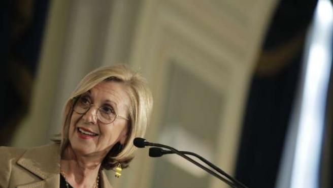 Rosa Díez, portavoz nacional de UPyD