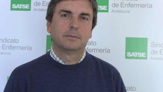 Francisco Muñoz, reelegido Secretario general autonómico de Satse