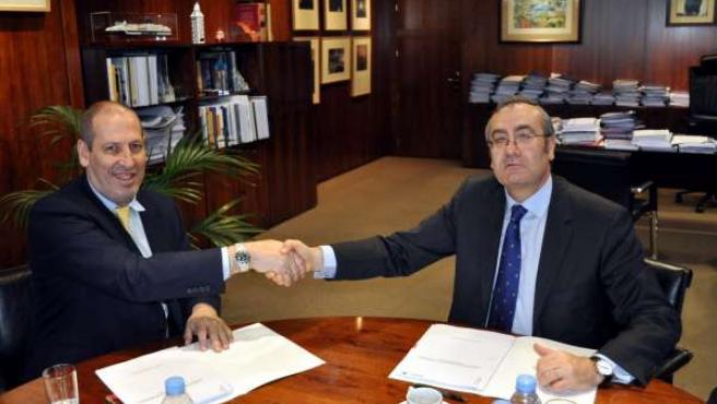 Acuerdo Puertos del Estado y Sasemar
