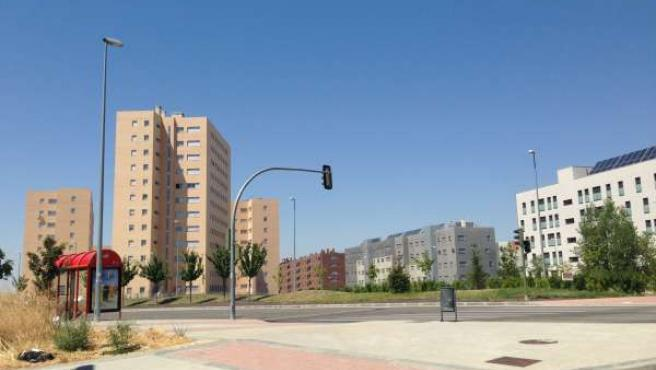 Recursos de viviendas y pisos en construcción