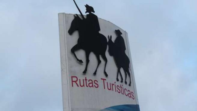 TURISMO, RUTA TURÍSTICA, QUIJOTE