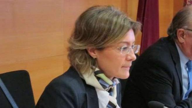 La secretaria general de Agricultura y Alimentación del Ministerio.
