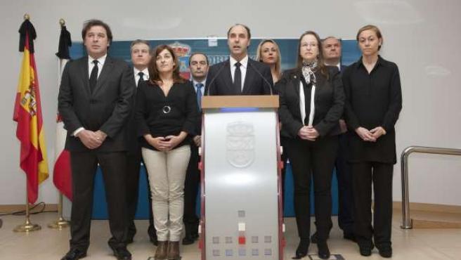El Gobierno cántabro lamenta la muerte de Suárez