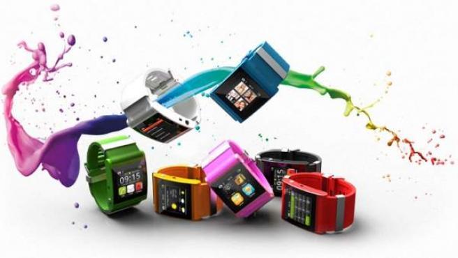 Imagen de i'mWatch, el 'reloj inteligente' que se fabrica en Italia.