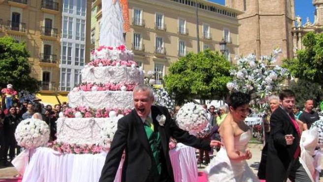 La Cubana presenta 'Campanas de boda' en Valencia