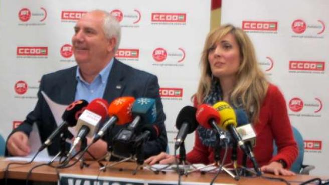 Francisco Carbonero y Carmen Castilla presentan una movilización